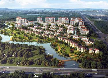 蔚丽斯云水湾项目工程
